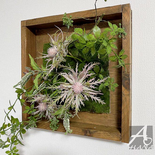[壁面インテリア]お部屋の壁をグリーンで飾る(新商品紹介)