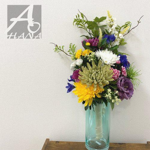 仏花(マムのお供え用花束)